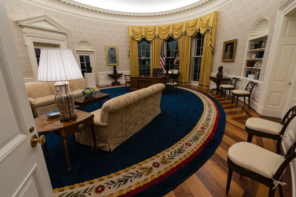 President Biden Picks Oval Office Art, Inauguration Spotlights Paintings, and More: Morning Links from January 21, 2021