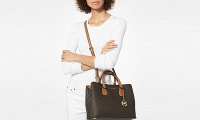 This classic Michael Kors bag is hugely popular—and it's 70% off