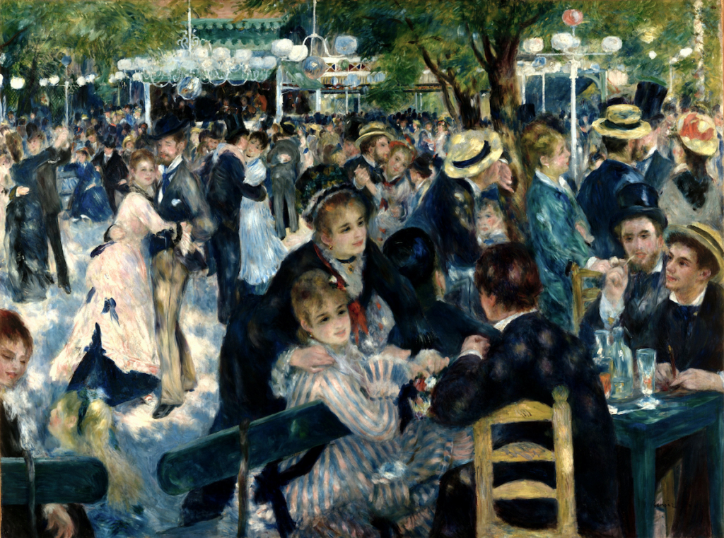 How Renoir Became a Leading Impressionist and Created an Enduring Style of His Own