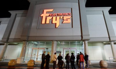 West Coast chain Fry's Electronics is going out of business after 36 years