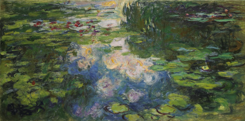 Sotheby's to Sell $40 M. Monet Water Lilies Painting in May