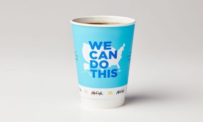 McDonald's working with Biden administration to raise COVID vaccine awareness through billboard, new coffee cups