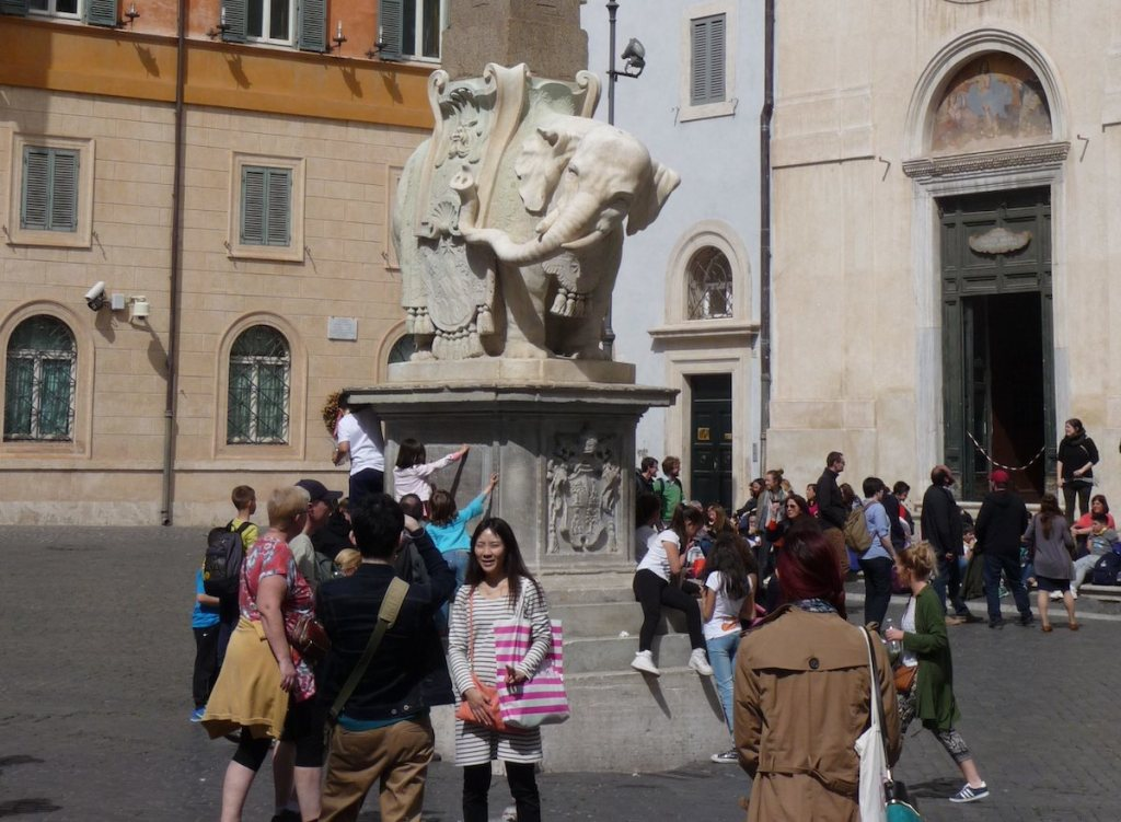 Bernini's Rome: New Book Tells How a Baroque Artist and a Pope Changed the City Forever