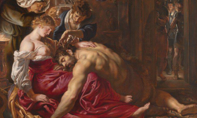 Samson and Delilah depicts the classic