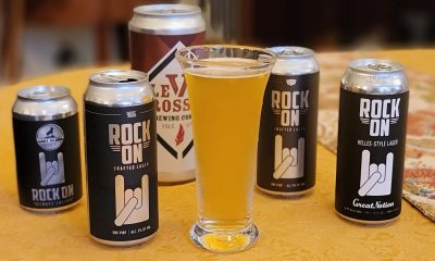 Breweries craft Rock On lager to help musicians hurt by COVID. Find the beer in your state