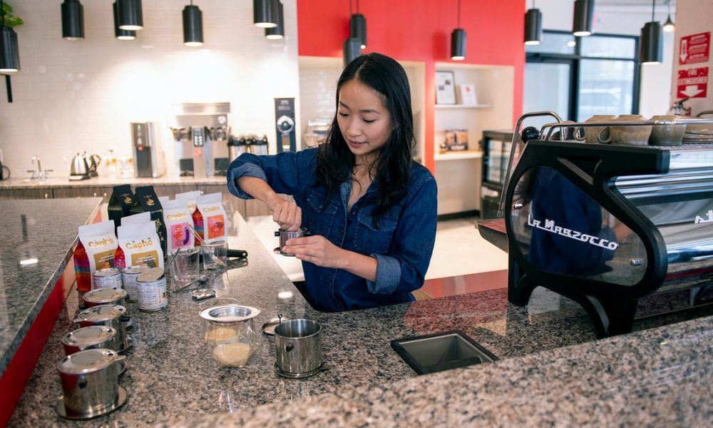 Earthier, more intense flavors and loaded with caffeine: A new wave of Vietnamese craft coffee blooms in America