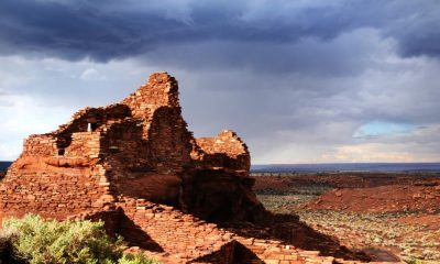 Getty Foundation Awards $1.3 M. for Preservation of Wupatki National Monument