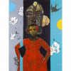 Janet Taylor Pickett's Moment to be Seen at Jennifer Baahng Gallery