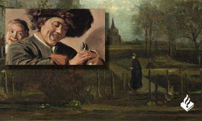 Man Sentenced to Eight Years in Prison for Theft of van Gogh and Hals Paintings