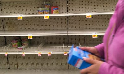 Grocery store shelves bare? These products may be hard to find due to supply chain issues